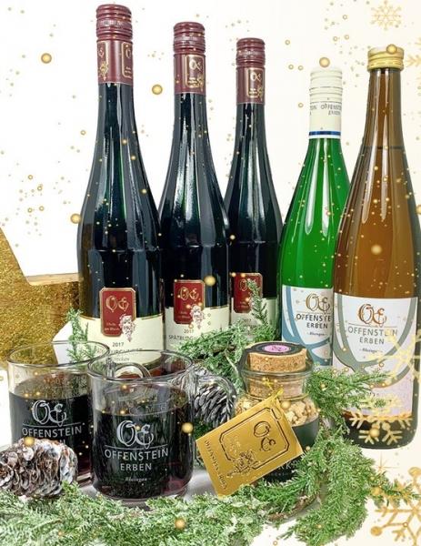 GLÜHWEIN Weinpaket