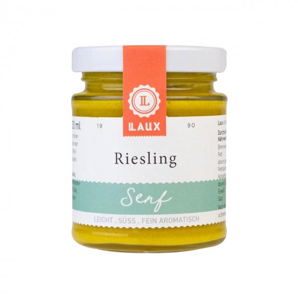 Riesling Senf: Leicht | süß | fein aromatisch.