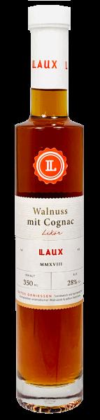 Walnusslikör mit Cognac