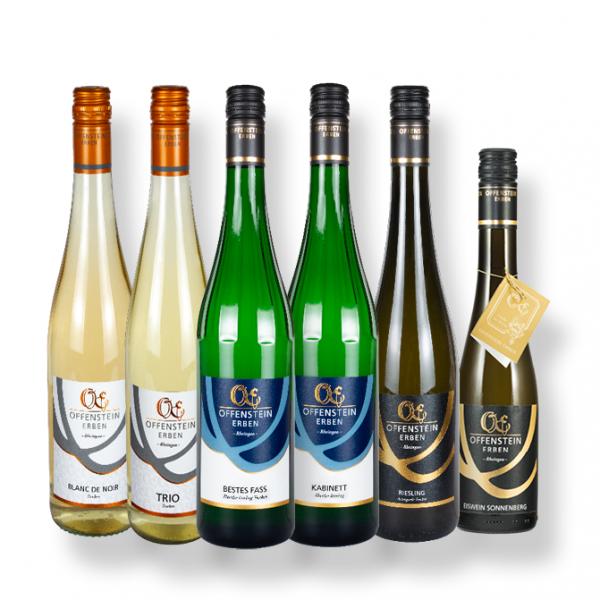 GOLDSTÜCKE Weinpaket