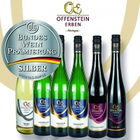 SILBERSTÜCKE Weinpaket (6 x 0,75 l)