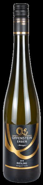 Riesling ALTE REBEN Eltviller Sonnenberg Weißwein halbtrocken