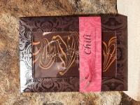 Schokolade, Chili-Tafelschokolade, 125 g,
